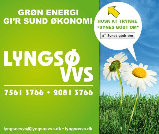 Lyngsø VVS Annonce