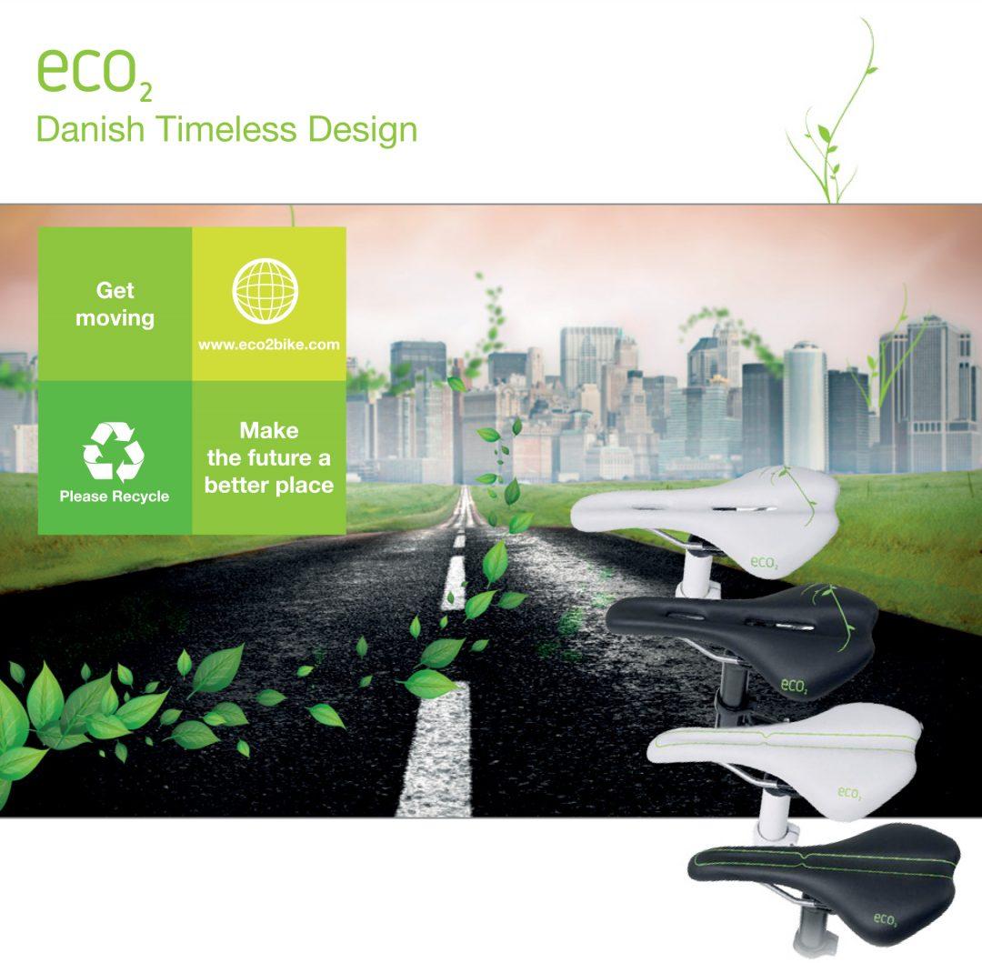 Forside til Eco2 bike katalog