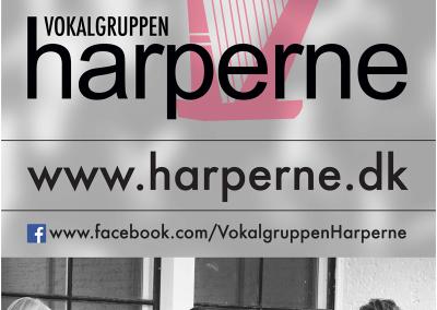 Roll up Harperne